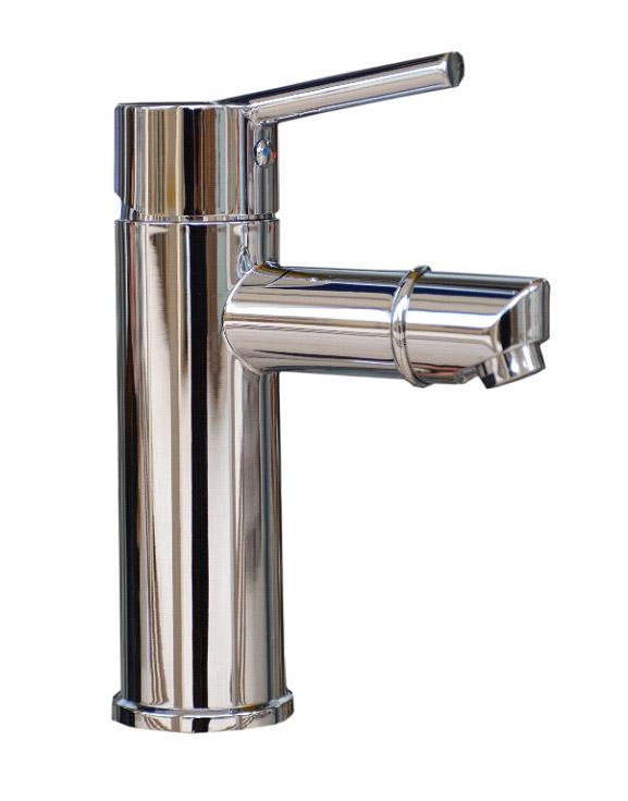 Nickel Bathroom Mixer
